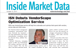 ISN Debuts VendorScape Optimization Services
