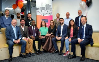 IA Velocity Birmingham Fintech Hub Launch